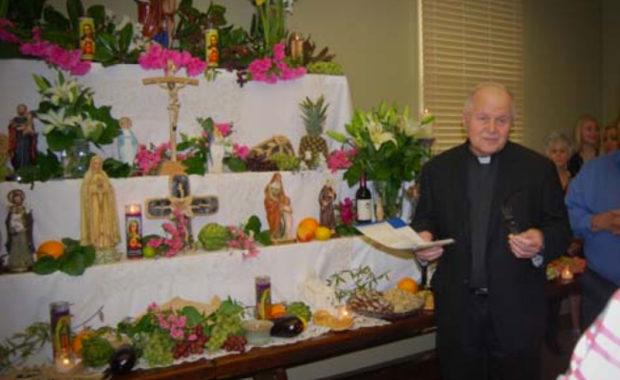 St. Joseph Hospice Baton Rouge Hosts 2015 Altar Celebration