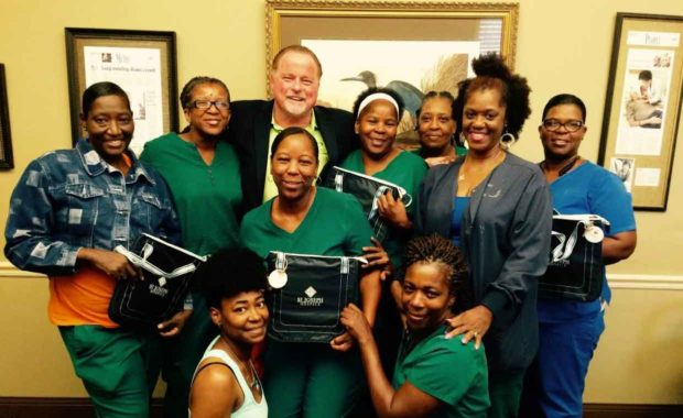 SJH Baton Rouge Honors CNAs