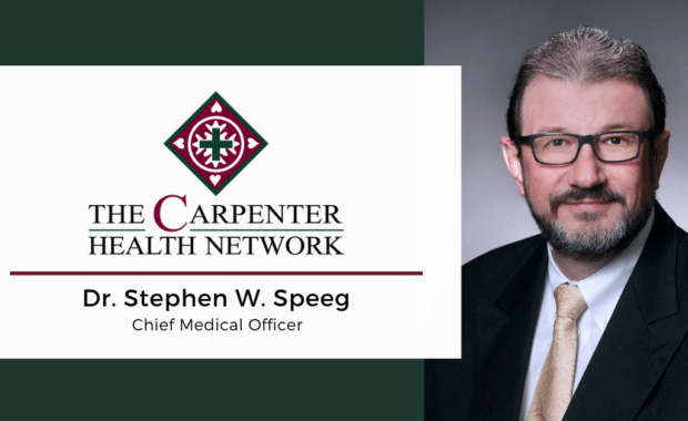 Carpenter Health Network Names Chief Medical Officer