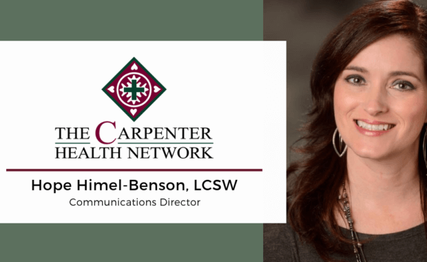 TCHN Welcomes Hope Himel-Benson as Communications Director