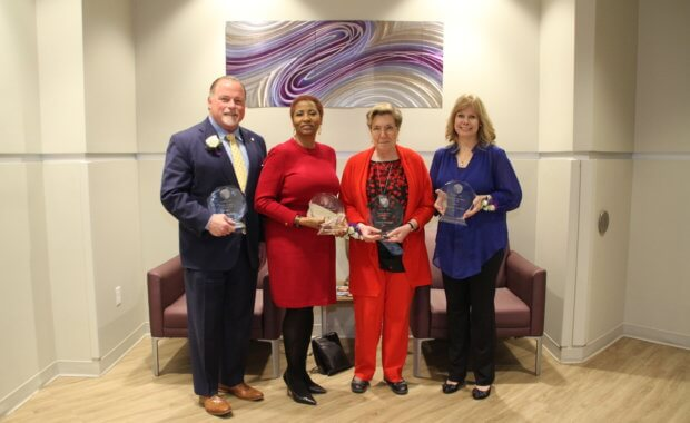 Pat Mitchell, CEO Named Public Citizen of the Year