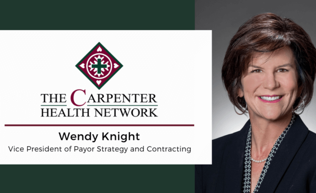 The Carpenter Health Network Announces New Vice President of Payor Strategy and Contracting