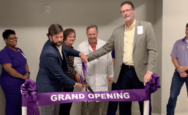 Sage Wound Care Holds Grand Opening