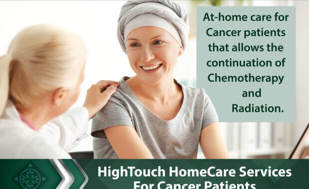 AIM Palliative Home Care with HighTouch HomeCare for Cancer Patients